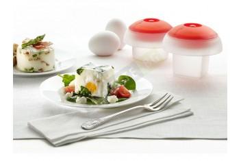 Силиконови форми за приготвяне на яйца