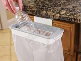 Универсална поставка за торба за боклук