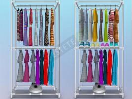 Комбиниран гардероб и сушилна