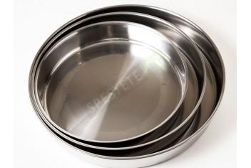 Комплект 3бр. кръгли тави за печене