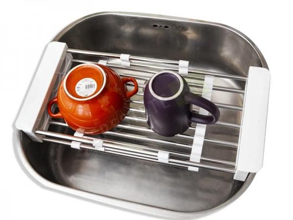 Сгъваем гевгир за мивка