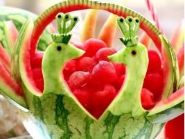 Комплект за декориране на плодове и зеленчуци