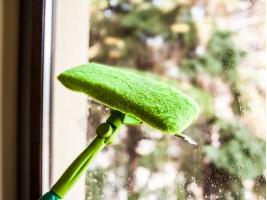 Уред за почистване на прозорци