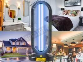 Стерилизираща ултравиолетова лампа