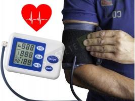 Автоматичен апарат за кръвно налягане
