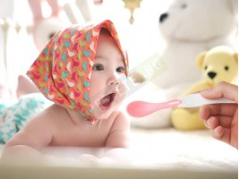Бебешки термо лъжици
