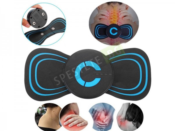 Микромасажор за бързо премахване на болката