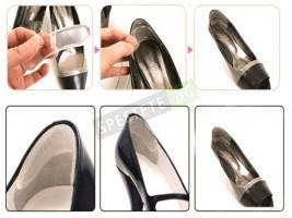 Силиконови подложки за неудобни обувки
