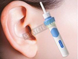 Вакуумен уред за почистване на уши