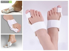 Високотехнологична шина за палеца на крака