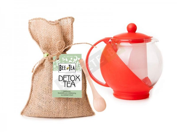 Детоксикиращ чай