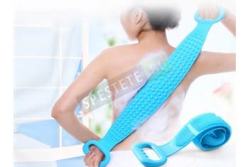 Изтривалка и масажор за гръб
