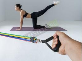 Комплект ластици за тренировка