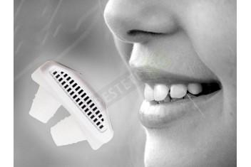 Пречистващ въздуха уред против хъркане