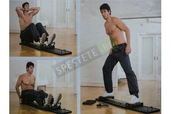 Фитнес уред слайдер