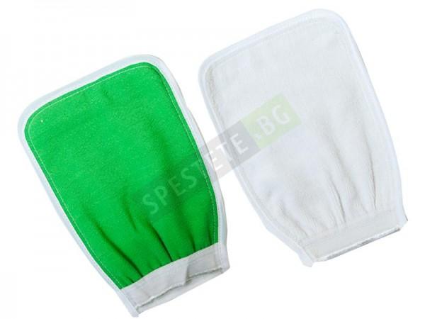 Пилинг ръкавица за баня 3бр.