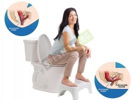 Столче за тоалетна