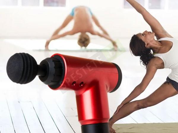 Фитнес пистолет за релаксация на мускули