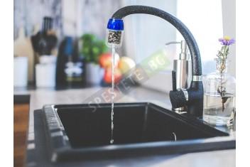 Филтър за чешмяна вода с активен въглен