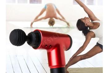 Шиацу масажор + Фитнес пистолет за релаксация